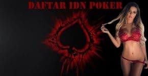 Cara Daftar IDN Poker Melalui IOS